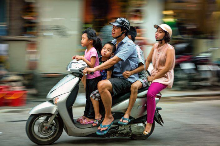 Hanoi – Saigón