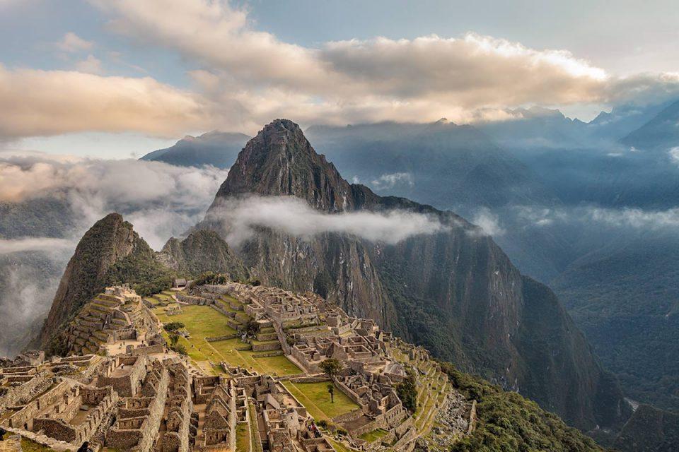 Machu-Pichu, el gran símbolo de Perú